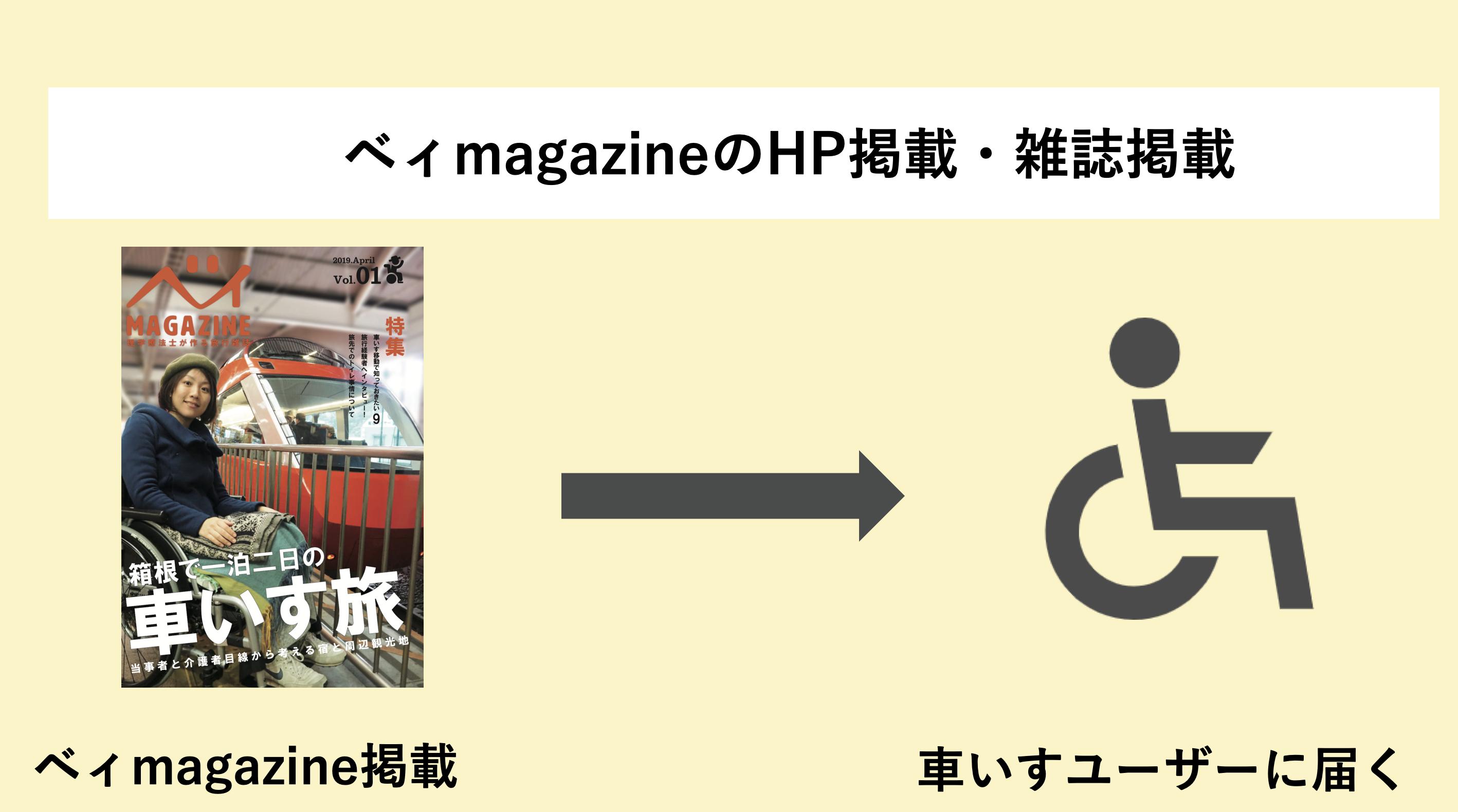 ベィmagazine