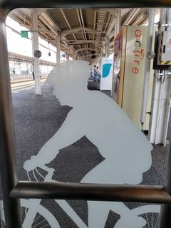 土浦駅待合室