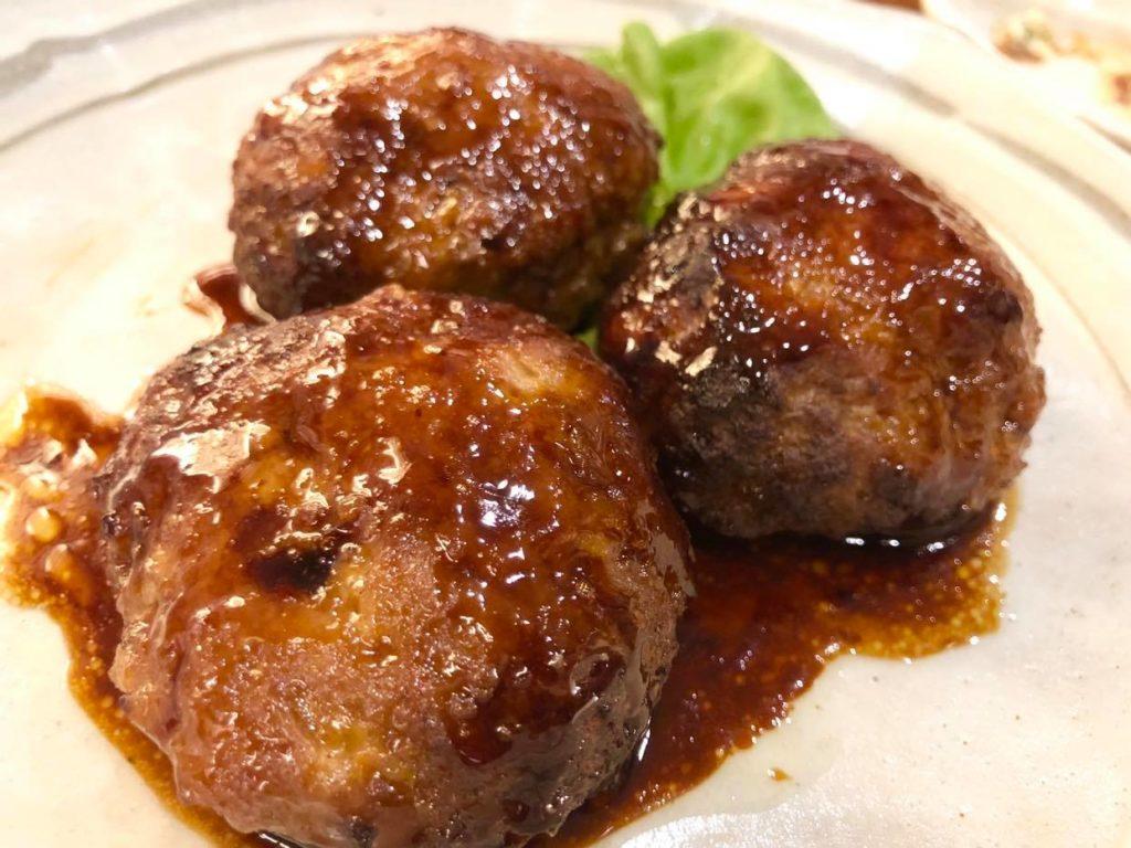 多良々の料理(肉料理2)
